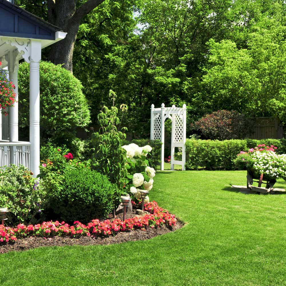 Residential Landscaping Service
