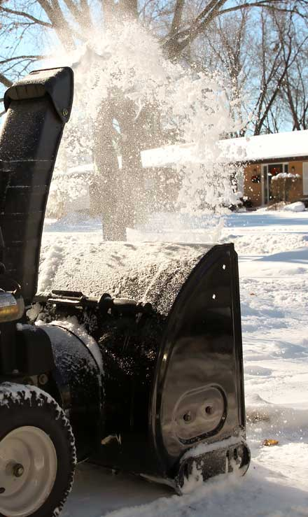 Sterling Lawn & Landscape Residential Snow Removal